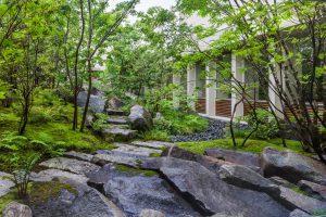 安養寺客殿庭園