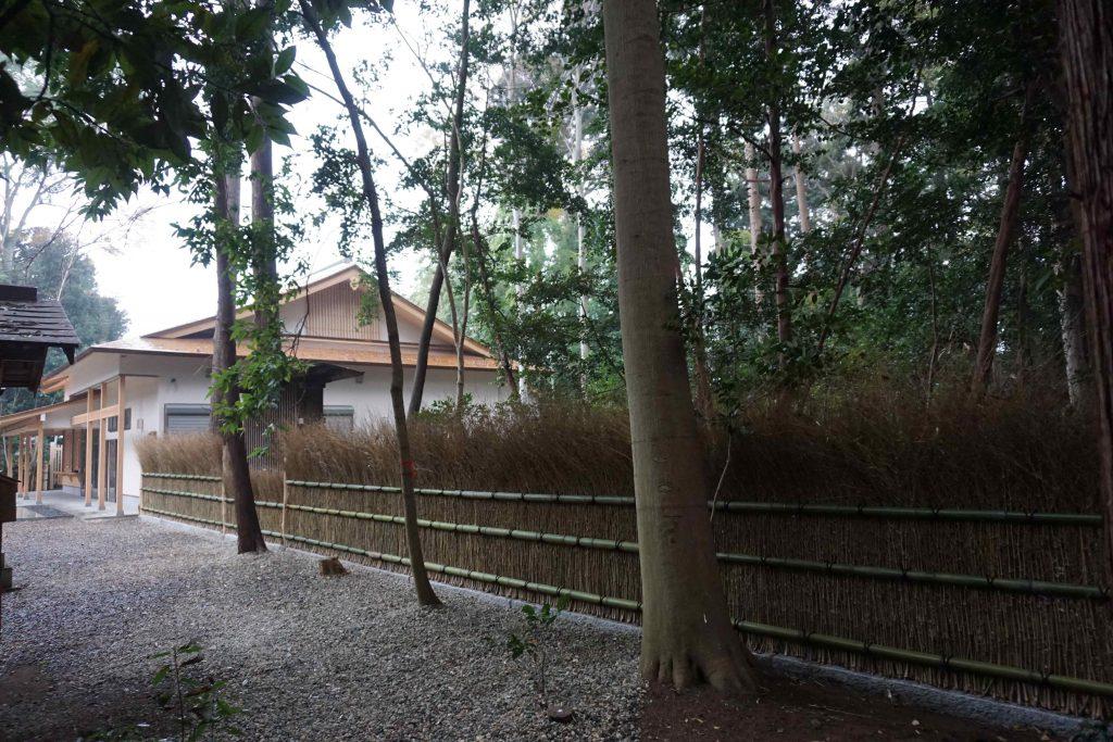 久伊豆神社参集殿3